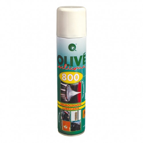 Lubricante desmoldeante OLIVÉ 800 Spray 400ml